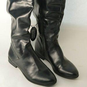 Style & co. Women's Kelimae Scrunched Boots Black
